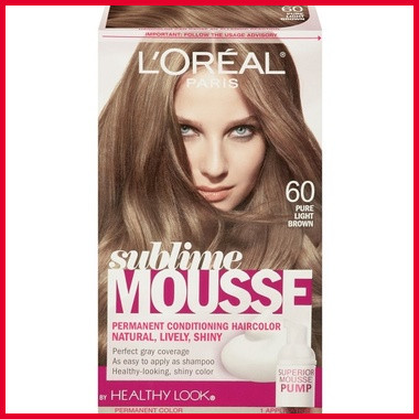 Best Loreal Hair Color Mousse Gallery Of Hair Color ...